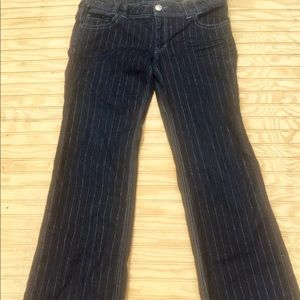 Bongo pinstriped Jeans